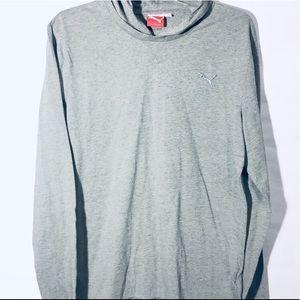 Puma Lightweight T-Shirt Hoodie